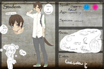 HGU student application- Nate. by cheese-drop
