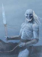 White Walkers by Albertvamphir