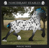 ES Magic Mike 1867 by NorthEast-Stables