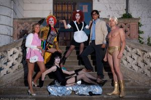 Rocky Horror Picture Show 4 by LadyGiselle