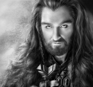 Thorin Oakenshield by MissPendleton