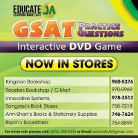 GSAT Practice Questions by kamal98