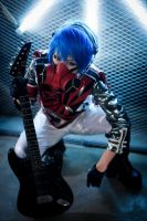 Vocaloid Project diva F - Kaito by miyoaldy