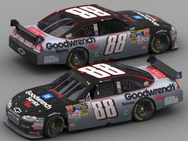 Dale Jr Goodwrench 88 by JRRacing64