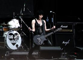 Joan Jett by drwhofreak