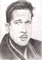 Aldo Raine by dark-biscuit