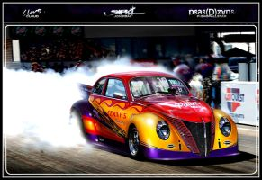 VW Drag Beetle by jonsibal