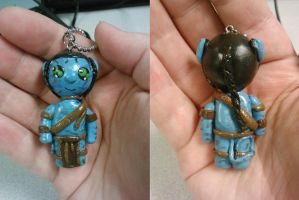 Jake Sully charm by ShadyDarkGirl