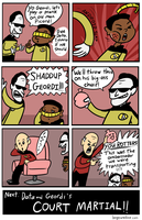Star Trek Funnies by Bogswallop