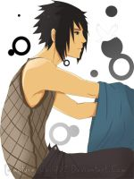 Uchiha Sasuke by Immature-Child02