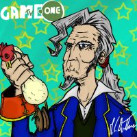 Old Guybrush by EddySawl