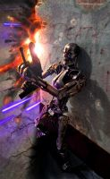 Death to the machines by vakulya