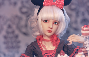 Teatime with Minnie by ChocolateDecadence