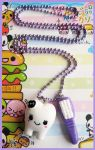 Toothy Necklace by cherryboop