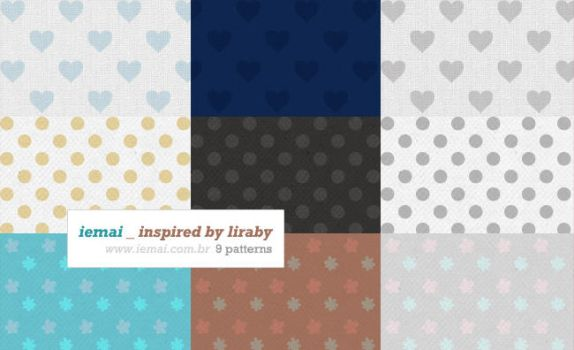 Patterns: Inspired by Liraby by iemai