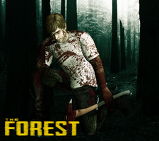 The Forest(Game) - James the Cannibal Killer by SovietMentality