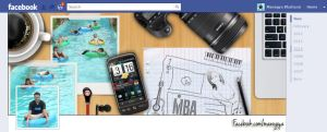 Facebook Timeline Cover by manogya