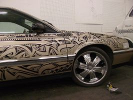Sharpie Cadillac 2 by PinstripeChris