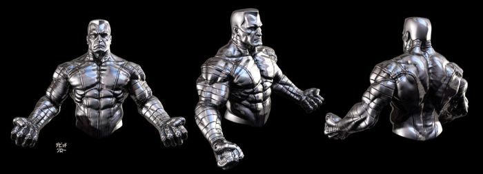Colossus by mojette