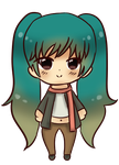 [PCOM] Chibi Lue by Purple-BE