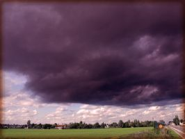 Bad weather by Danferno