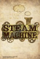 STEAM Machine Card Back Design by obi-wan8403