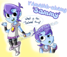 Sammy! by Aelith-Earfalas