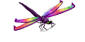 Dragonfly Logo by forgetSanity