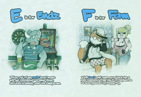 ~ E for Endz and F for Fam ~ by SCIFIJACKRABBIT