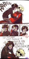 Dickface by The-EverLasting-Ash