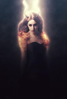 Heaven, Hell and Purgatory by Queen--B