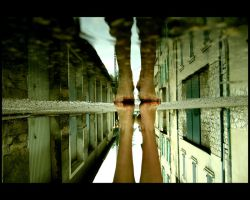 reflet. by moumine