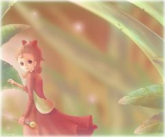 Arrietty by tea-hee