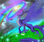 .:Rainbows of Pain:. by Silver-HeartCrosser