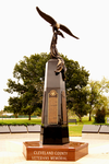 Clevleand County Veterans Memorial by natenutron