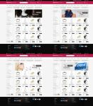 Fashion Jewelly Ver2 Web Design by vasiligfx