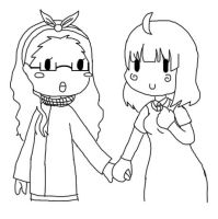 Tirachi and LovelyComplex1995 by Tirachi