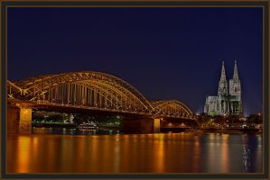 Cologne Cathedral II by caro77