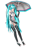 .: DL Series :. 2013 Racing Miku Hatsune by Duekko