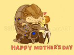 ME: Mother's Day by saltycatfish