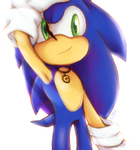 Sonic by ciino
