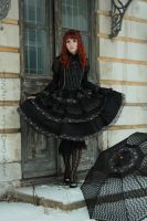 Gothic Lolita by GreatQueenLina