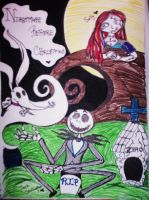 Play Time, Nightmare Before Christmas Style by IndependentMind