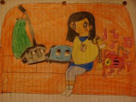 Me and my new family by Magic-Kristina-KW