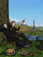 Assasin's Picnic by Theophilia