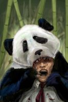 Zombie Panda by danzr4ever