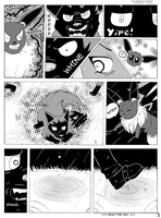 P5 Legends (fan comic commission) by ColorMyMemory
