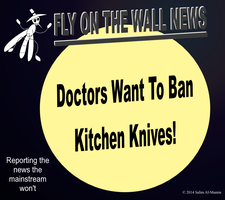 Doctors Want To Ban Kitchen Knives! by IAmTheUnison