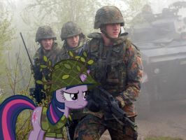 Twilight Sparkle Warfare by Paris7500