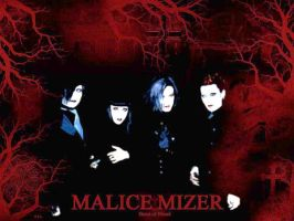 MALICE MIZER -Beast of Blood- by xxcinnamonBitsxx